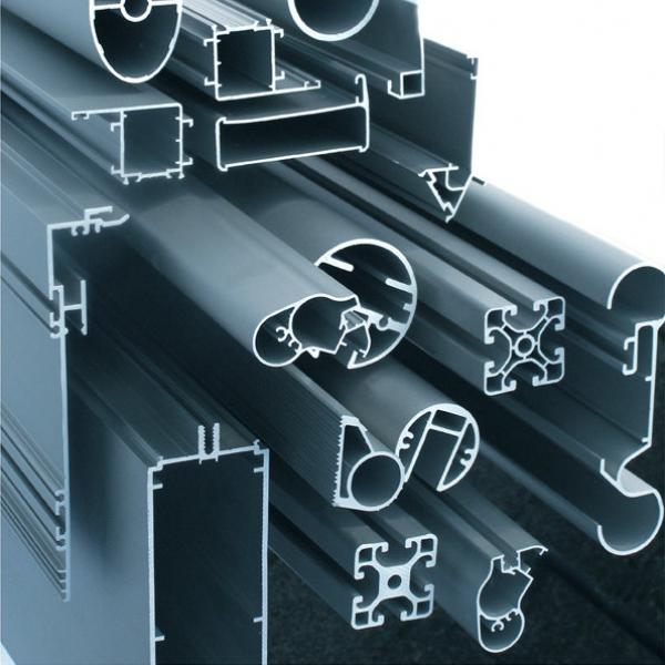 Aluminium profiles   E-max sustainable aluminium