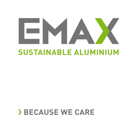 E-max sustainable aluminium